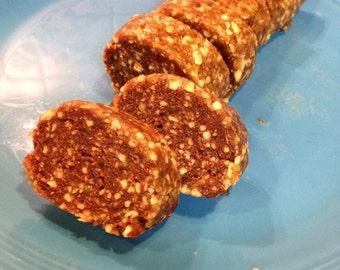 Cinnamon date rolls, healthy cinnamon rolls, date roll