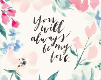 Always Be My Love