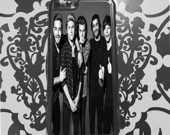 One Direction Smartphone Cover 4/4S 5/5S 6 6 Plus Phone Case Samsung , smartphone case, phone cover, phone case, 1D case