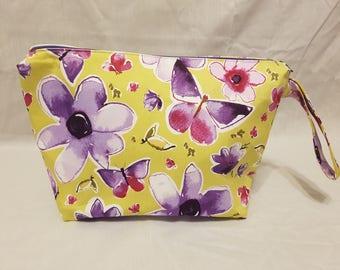 Medium  Green Butterfly Bag #2