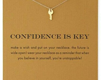 Key key necklace