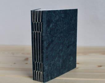 Longstitch Handbound Book | Deep Blue