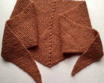 Ginger baktus Бактус Red baktus Orange baktus Red shawl Winter baktus Gifts for women Women baktus Women shawl Warm baktus