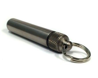 Nano Cache Long - Titanium