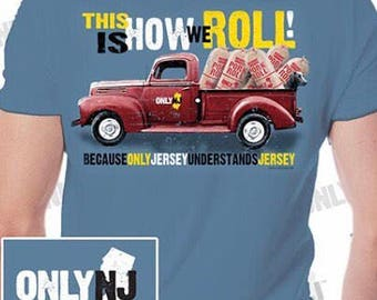 Pork Roll T Shirt