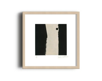 Limited Edition Etching - Monolith #1