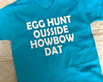 Egg Hunt Ousside Shirt