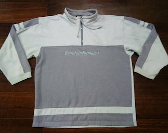 Rare!!! Benetton Formula 1 racing team