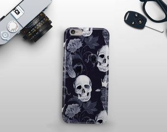 Skulls and Crows Phone Case