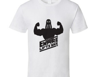 The Empire Lifts Back Tshirt