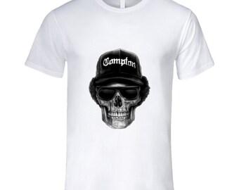 Eazy Skull T Shirt