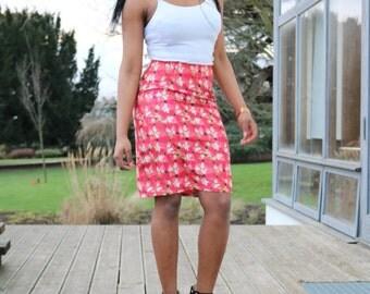 Rene Fitted Skirt