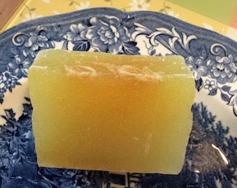 Luscious Lemon Handmade Soap