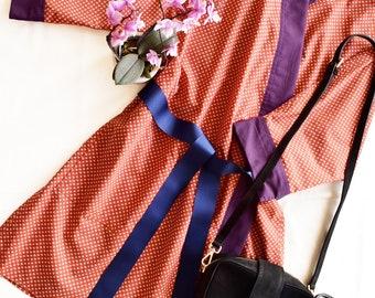 Kimono Veste, Manteau pour femme, Trench Kimono, Geometric printed long cardigan, Cardigan femme, Longue Cardigan, Cardigan en coton,