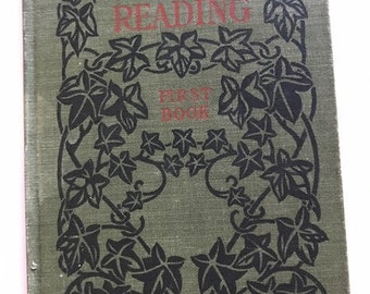 The Progressive Course in Reading First Book