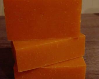 Handmade Citrus Lavendar Soap