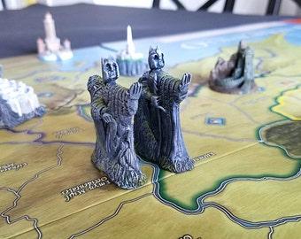 Argonath Miniature Sculpts