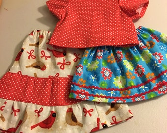 "Made2Match4Dolls 18"" Doll Clothes"