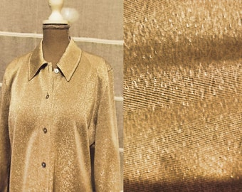 RARE Betty Barclay Blouse stitch gilded, sophisticated and nice transparency