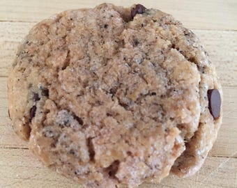 Espresso chocolate chip cookie