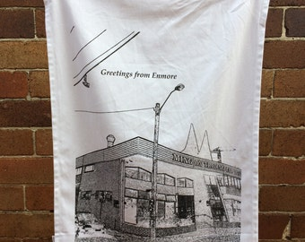 Ming On Trading Co. - organic cotton teatowel/Enmore/Sydney/Australia