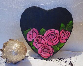 Rose, love, seduction, romanticism, heart
