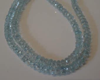Aquamarine pur - brilliant colour, sea-DC - pure elegance