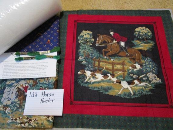 Horse - Pillow Quilt Kit