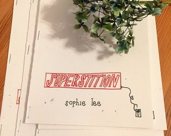 superstition: short poems and illustrations