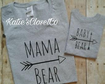 "Shop ""mama bear baby bear"" in Boys' Clothing"