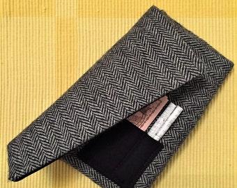 Tobacco Pouch - Spigato Black
