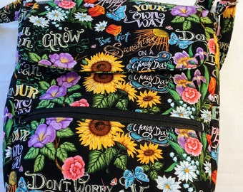 Wildflower Crossbody - Item: 1169-101
