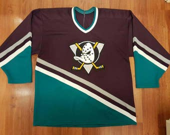 Vintage Mighty Ducks CCM Jersey Size XL