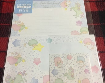 Little twin stars letter set from Japan