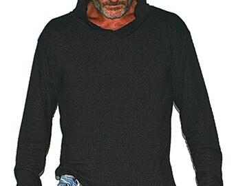 mens fashion hoodies loose and comfortable