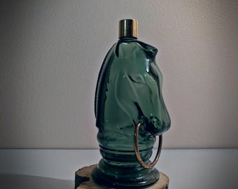 Avon Horse Head Decanter