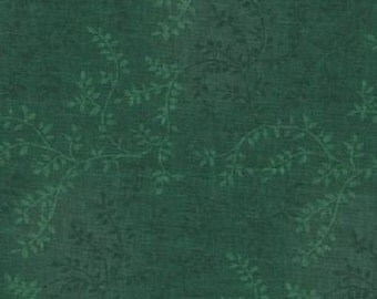 Green fabric, Extra wide quilt backing fabric - tonal vineyard, 108 inch wide, 100% Cotton, quilting fabric, extra wide