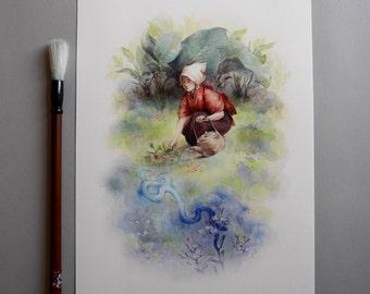 Mizu - Fine Art Print