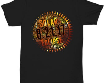 Solar Eclipse 2017 Shirt