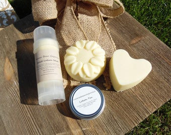Lotion Bar - Solid Lotion- Shower Lotion - Organic Lotion