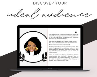 Discover Your Ideal Audience: A Training Module