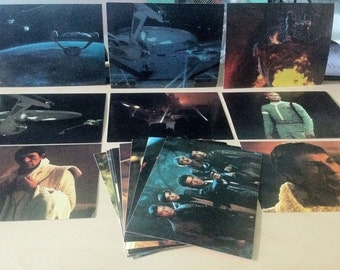 Star Trek III / 3: Search For Spock - Promotional Postcards - Shatner / Nimoy