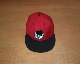 Vintage New Era Us Versus Them Cap Hat Supreme