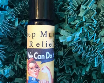 Deep Muscle Relief Roller Ball