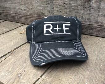 Rodan + Fields Trucker Cap, Trucker Cap, Trucker Hat, Rodan + Fields, R+F, Baseball Cap
