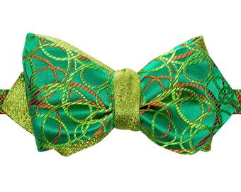 Haute Couture Self-tie Bow-tie Double-sided