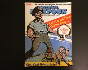 National Lampoon 1973