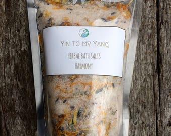 Harmony- herbal bath salts