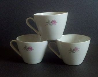 Vintage Porcelain Cup Set, Porcelain Set, Porcelain Cup Set, Vintage Porcelain, Tea Cups, Tea Set.