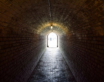 Light at the End of the Tunnel - Brickwork
